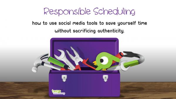 Responsible-Scheduling